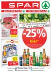 SPAR SPAR Flugblatt Salzburg, Tirol & Oberösterreich - bis 19.08.2020