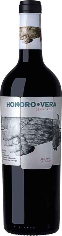 Honoro Vera Monastrell 75 cl - 12 Stück