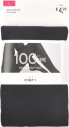 Damen Mikro-Strumpfhose mit 100 DEN