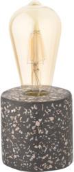 LED Leuchte mit Terazzo-Sockel (Nur online)