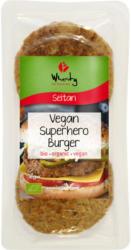 Vegan Superhero Burger