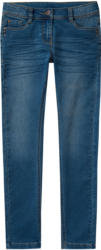 Mädchen Slim-Jeans im Five-Pocket-Style