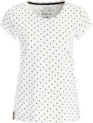 Damen T-Shirt mit Stern-Allover
