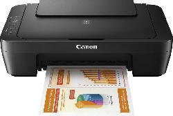 CANON MG 2555 S PIXMA 2 FINE Druckköpfe mit Tinte (Schwarz und Farbe) 3-in-1 Multifunktionsdrucker