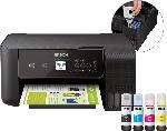 MediaMarkt EPSON EcoTank ET-2721 Epson Micro Piezo™-Druckkopf 3-in-1 Multifunktionsdrucker WLAN