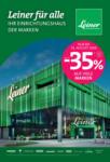 Leiner - Salzburg Leiner für alle - Ihr Einrichtungshaus der Marken - bis 31.08.2020