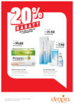 DROPA Drogerie Apotheke Dreispitz 20% Rabatt - bis 06.09.2020