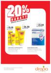DROPA Drogerie Apotheke Dreispitz 20% Rabatt - bis 20.09.2020