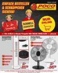 POCO Monatsprospekt Ventilatoren - bis 13.09.2020