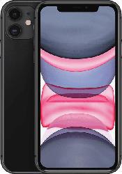 B-WARE (*) iPhone 11 Smartphone, Schwarz