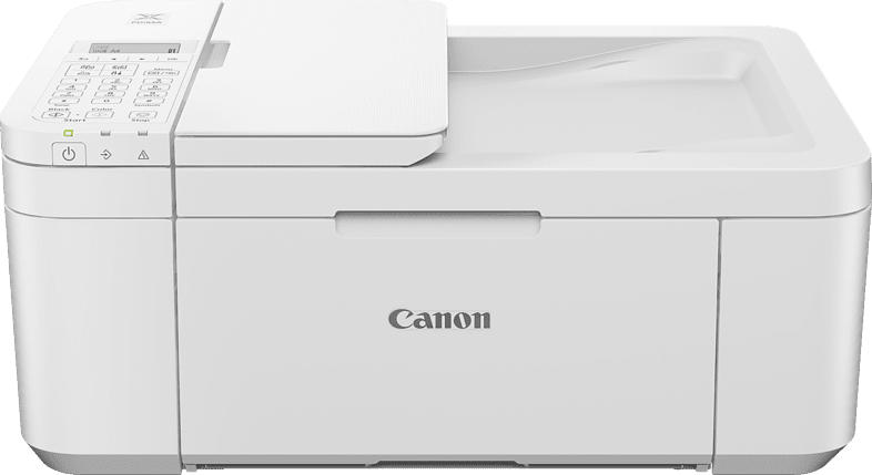 CANON Pixma TR4551 2 FINE Druckköpfe mit Tinte (BK, CL) Multifunktionsdrucker WLAN