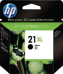 HP 21XL Tintenpatrone Schwarz (C9351CE)
