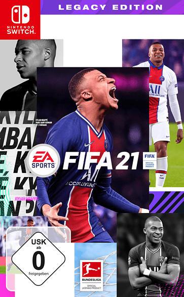 FIFA 21 Legacy Edition [Nintendo Switch]