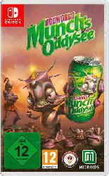 Oddworld: Munchs Oddysee HD [Nintendo Switch]