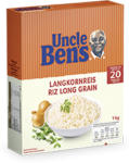 SPAR Uncle Ben's Langkornreis/ Risotto/Basmati Reis