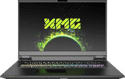 XMG PRO 17 - E20mfp, Gaming Notebook mit 17.3 Zoll Display, Core™ i7 Prozessor, 32 GB RAM, 1 TB mSSD, GeForce RTX 2070, Schwarz