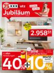 XXXLutz Mann Mobilia - Ihr Möbelhaus in Ludwigsburg XXXLutz 75 Jahre XXXLutz Jubiläum - bis 23.08.2020