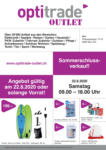 Optitrade & Service Optitrade Sommerschlussverkauf - au 22.08.2020