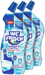 WC Frisch WC Reiniger Kraft Aktiv Ozean Brise 3 x 750 ml -