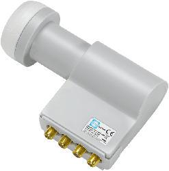 OC 04D Quattro LNC 40 mm 0.2 dB Universal LNB