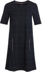 Damen Kleid mit Zippertaschen