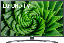 LG 55UN74007LB LCD TV (Flat, 55 Zoll/139 cm, UHD 4K, SMART TV, webOS 5.0 (AI ThinQ))