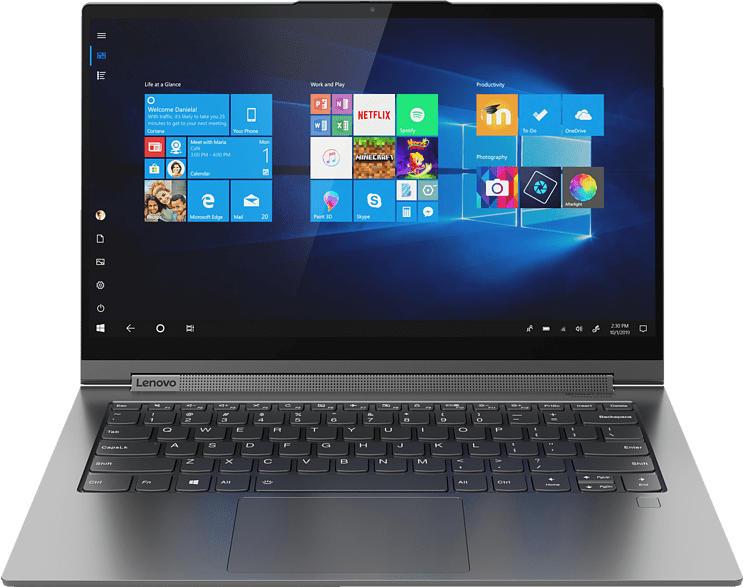 Convertible Yoga C940-14IIL Iron Grey, i7-1065G7, 16GB RAM, 512GB SSD (81Q90021GE)