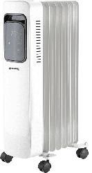 Radiator OFR7LCD Weiß, 7 Rippen