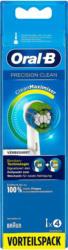 Oral-B Aufsteckbürsten Precision Clean, 4 Stück