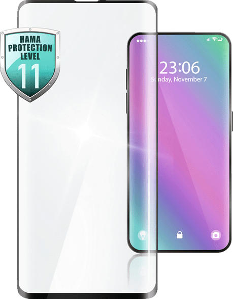 HAMA 3D-Full-Screen Schutzglas (Samsung Galaxy A51)