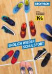 DECATHLON Endlich wieder Schulsport - bis 30.09.2020