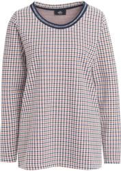 Damen Sweatshirt mit Allover-Muster