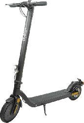 CITY BLITZ CB075SZ TRAVELLER E-Scooter (8.5 Zoll, Aluminium/Schwarz)