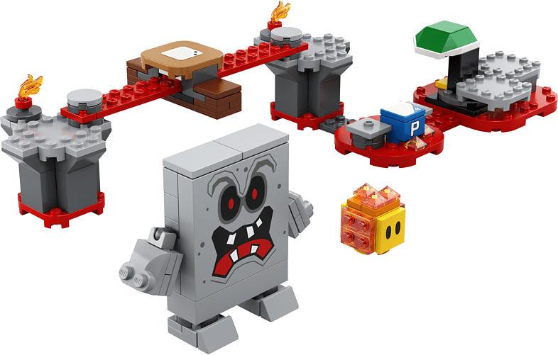 LEGO 71364 Wummps Lava-Ärger - Erweiterungsset Bausatz, Mehrfarbig