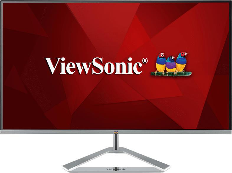VIEWSONIC VX2476-SMH 23.8 Zoll Full-HD Monitor (4 ms Reaktionszeit, 75 Hz)