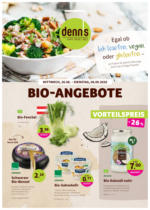 denn's Biomarkt Flugblatt gültig bis 8.9.