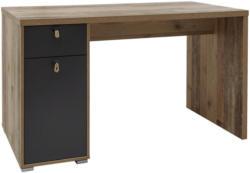 Schreibtisch in Holzwerkstoff 130/75/70 cm