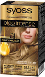 Syoss Oleo Intense Colorations pour cheveux blonde naturelle 7-10 -