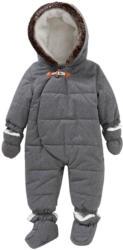 Baby Overall mit Teddyplüsch-Futter (Nur online)