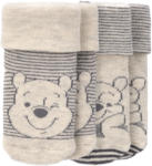 Ernsting's family 2 Paar Winnie Puuh Newborn Socken im Set