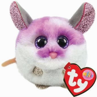 Ty Puffies - Maus Colby - 7 cm