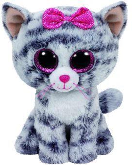 Beanie Boo's Kuscheltier - Katze Kiki 15 cm