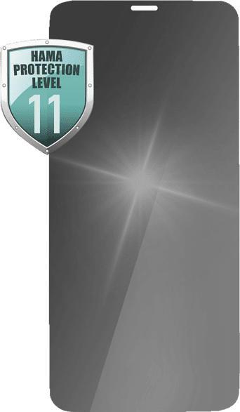 HAMA Privacy Schutzglas (Apple iPhone XR/11)