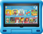 MediaMarkt AMAZON Das neue Fire HD 8 Kids Edition-Tablet, 8-Zoll-HD-Display, 32 GB, blaue kindgerechte Hülle, Tablet , 32 GB, 8 Zoll, Blau