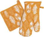 XXXLutz Leibnitz Topflappen UND Handschuh 2-teilig Gelb