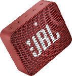 MediaMarkt JBL GO2 Bluetooth Lautsprecher, Rot, Wasserfest