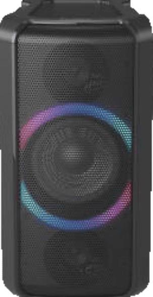 PANASONIC SC-TMAX 5 EG-K Bluetooth Lautsprecher Schwarz