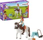 MediaMarkt SCHLEICH HC Horse Club Mia & Spotty Spielfiguren, Mehrfarbig
