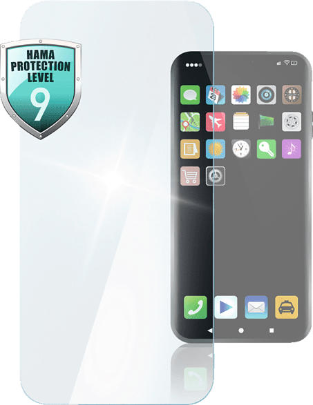 HAMA Premium Crystal Glass Schutzglas (Xiaomi Mi 10 Lite 5G)