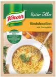 BILLA Knorr Kaiserteller Rindsuppe